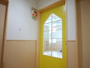 扉の色分け